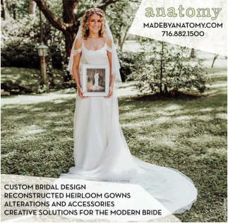 Custom Bridal Design