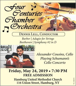 Four Centuries Chamber Orchestra