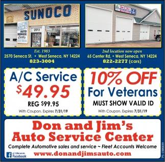 Complete Automotive Sales And Service