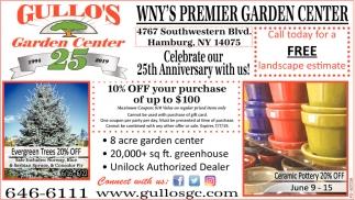 WNY's Largest Garden Center