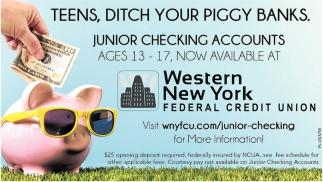 Teens, Ditch Your Piggy Banks.