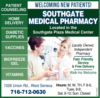 Welcoming New Patients!