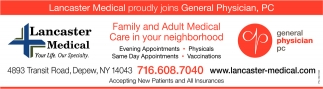 Family And Adult Medical Care In Your Neighborhood