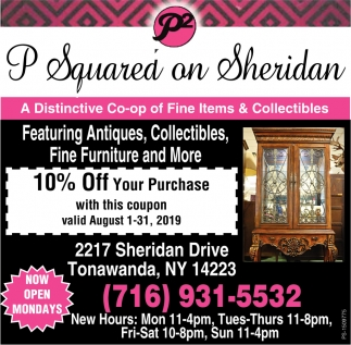 Featuring Antiques, Collectibles, Fine Furniture And More