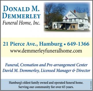 Funeral, Cremation And Pre-arrangement Center