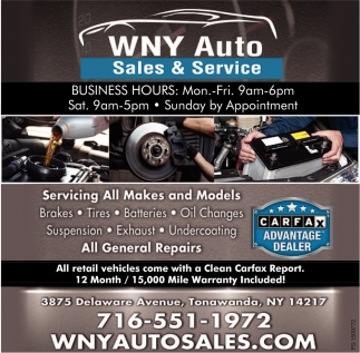 Servicing All Makes And Models