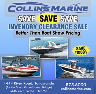 Better Than Boat Show Pricing