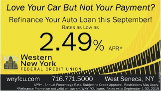 Love Your Car But Not Your Payment?