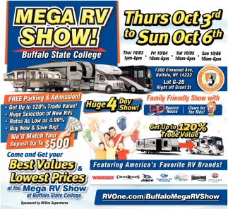 Mega RV Show!