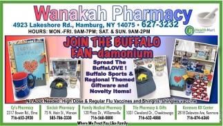 Join The Buffalo Fan-damonium