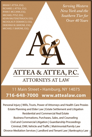 Attorneys At Law