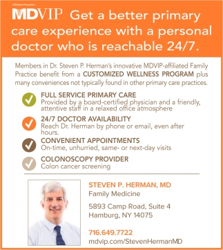 Get A Better Primary Care Experience With A Personal Doctor Who Is Reachable 24/7