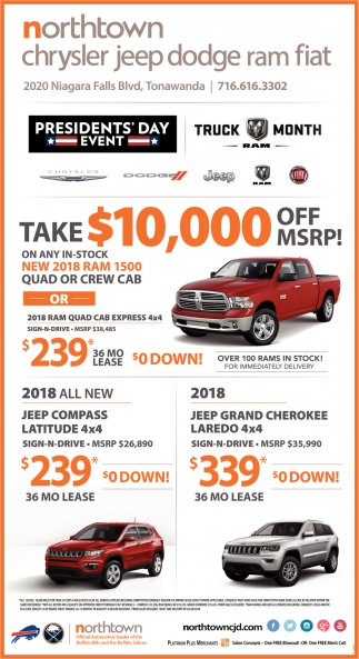 Take $10,000 Off MSRP!