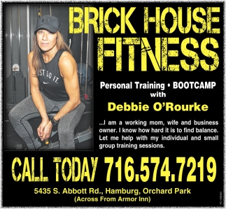 personal training bick house fitness