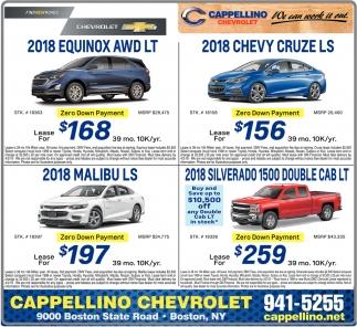 Capellino Chevrolet