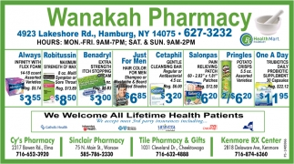 We Welcome All Lifetime Health Patients!