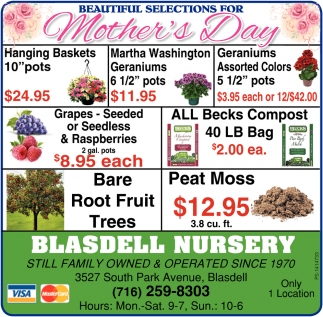 Beautiful Selections For Mother's Day