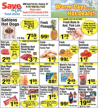 Warm Days... Hot Deals!