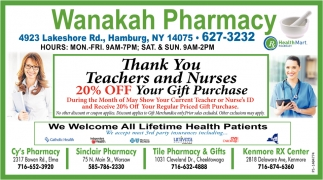 Wanakah Pharmacy