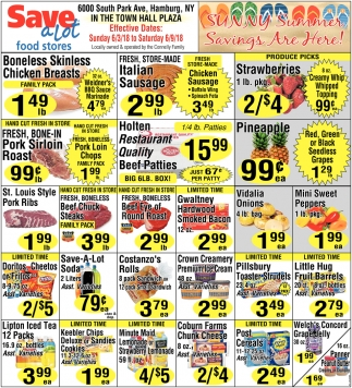 Sunny Summer Savings Are Here!