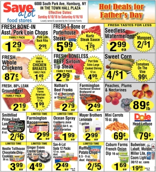 Hot Deals For Father's Day