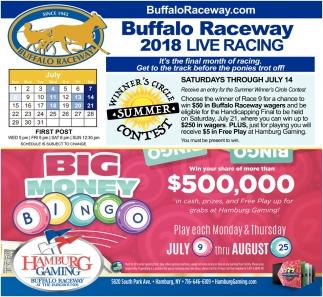 2018 Live Racing