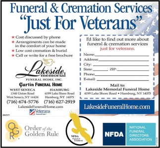 Funeral And Cremation Service