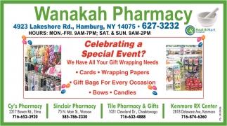 Celebrating A Special Event?