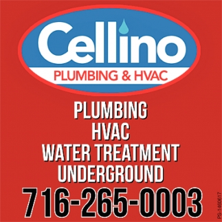 Plumbing - HVAC - Water Treatment - Underground