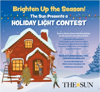 Holiday Light Contest