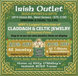 Irish Imports & Gifts