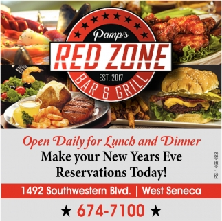 Open Daily For Lunch And Dinner