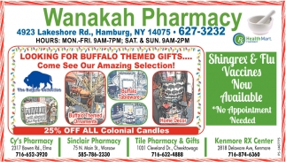 25% Off All Colonial Candles