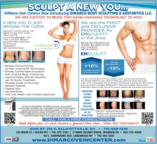 Sculpt A New You...