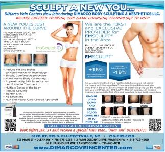Sculpt A New You...