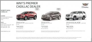 WNY's Premier Cadillac Dealer
