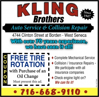 Auto Service & Collision Repair