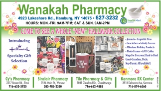 Come To See A Whole New Hallmark Collection