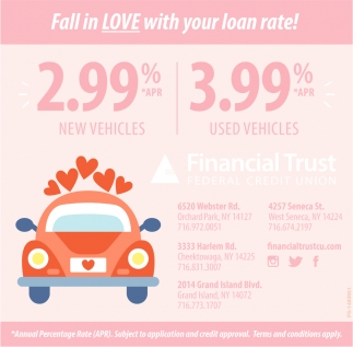 Fall In Love With Your Loan Rate!