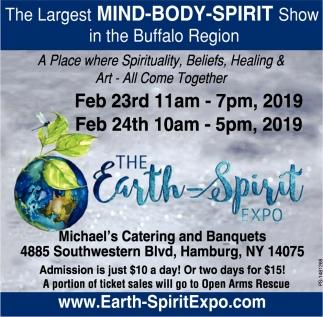 The Largest Mind-Body-Spirit Show