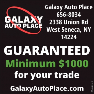 Guaranteed Minimum $1000 For Your Trade
