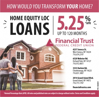 Home Equity Loc Loans