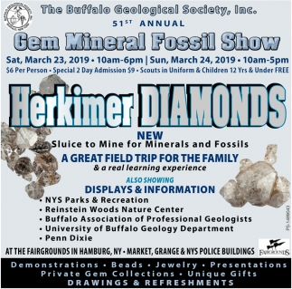 Gem Mineral Fossil Show