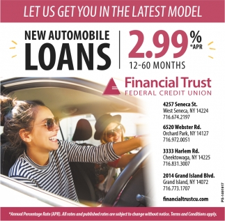 New Automobile Loans