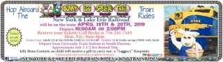 Bunny Egg Special Trail