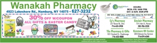 30% Off w/Coupon All Gifts & Eastern Candy
